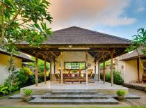 Villa Belong Dua, Outdoor Living Room